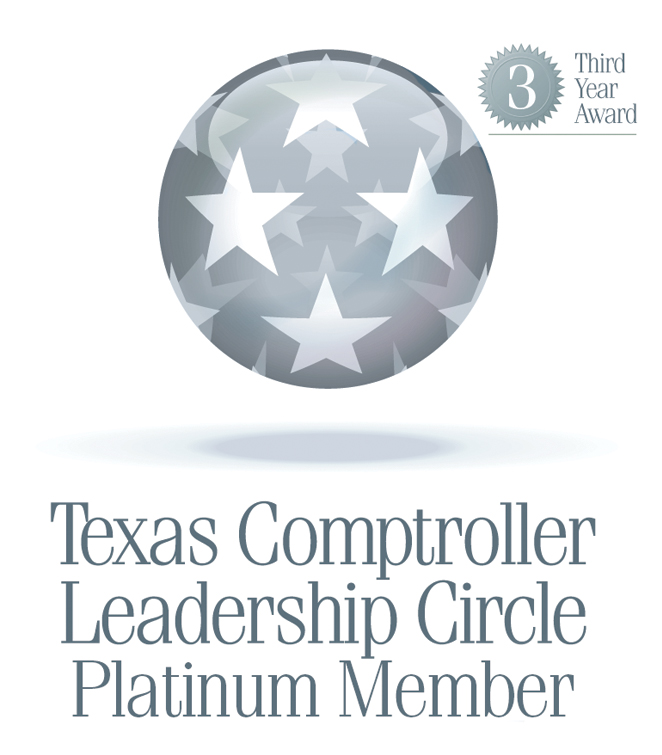 Texas Comptroller Leadership